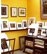 A view of one of the additional Covington Fine Art Galley showrooms